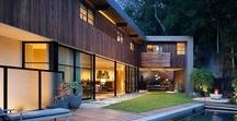 BiLDEN Project: Rustic / New house in Los Angeles, California designed and built by BiLDEN