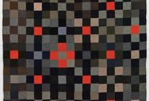 Amish Quilts / vintage Amish and Mennonite quilts, and quilts inspired by Amish designs