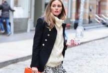 Olivia Palermo-street style