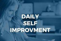 Daily Self Improvement