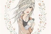 Pretty Prints / by Michelle Horton