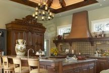 Kitchen Designs / These delicious kitchen designs have the power to turn anyone into a master chef.