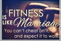 Fitness/Motivation / by Theresa Kritner