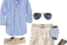 Stuff For Him / Men's Apparel and Accessories / by Nathalie Fernando