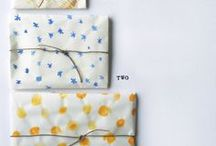 Gifting Ideas / gift wrapping, diy gift ideas, wrapping paper, gift bag ideas