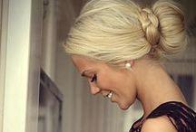 Hair and Beauty / by Bailey Cruse