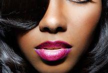 Eyes, Lips, Nails, and Face
