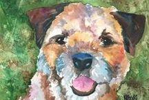 Pets in Art