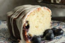 Blueberry Recipes / Blueberries are ripe in June and July -- and they freeze very well for using in these great recipes all year long.  Learn more about visiting Johnston County, NC and our local farms, www.johnstoncountync.org