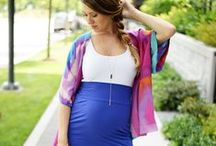 Beautiful Maternity | Nicole Bridger / Clothes perfect for the expecting mother.   http://www.nicolebridger.com/collections/maternity