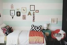 Home: Guest Room Ideas / by Hannah Pickering