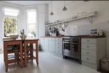 Home: Kitchen/Dinning Room Ideas / by Hannah Pickering