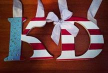 Kappa Delta / by Bailey Cruse