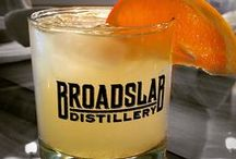 Moonshine / All things moonshine, including Johnston County's own Broadslab Distillery.