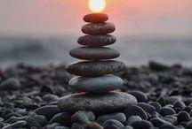 stone art / Art made using stones