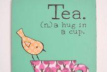 Tea glorious tea