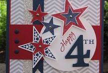 stamping - patriotic