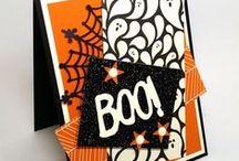 stamping - halloween & fall
