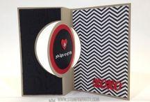 stamping - flip cards