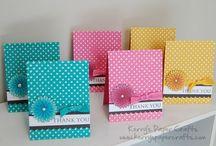 stamping - card sets