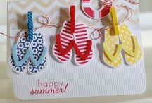 stamping - summer