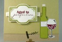 stamping - wine