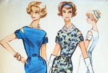 1940's / The best of the 40's fashion outfits: pictures, and patterns of an extraordinary era / by On the Cutting Floor
