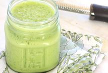 Juicing and Smoothies / Healthy living