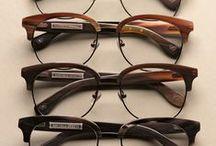 Eyeful of Eyewear / Glasses, Sunglasses, etc. Heck, even monocles.