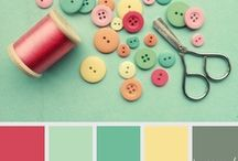 Color Inspiration / by Katie {Sweet Rose Studio}