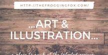 ...ART &ILLUSTRATION...