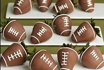 Are you ready for some FOOTBALL? / by Katie {Sweet Rose Studio}