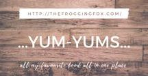 ...YUM-YUMS... / Really great recipes! Some are healthy and others are simply comfort food.