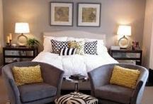 Bedrooms / by Katie Orr