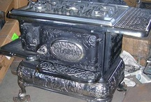 old stoves / by Gina Dewan
