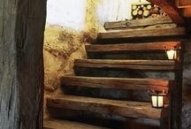 stairs / by Gina Dewan