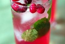 drinks / by Gina Dewan