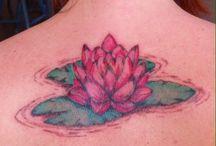 Tattoos / by Gina Dewan