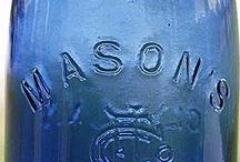 Mason   jars / by Gina Dewan