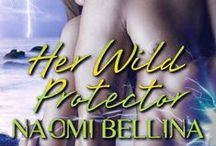 Her Wild Protector / Coming soon from Harlequin / by Naomi Bellina