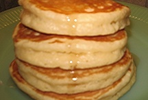 breakfast recipes / by Gina Dewan