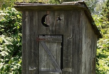 Outhouses / by Gina Dewan