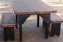 Tables / by Gina Dewan