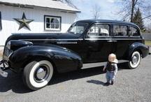 old cars / by Gina Dewan