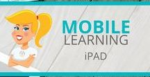 Mobile Learning - iPad / Mobile learning with the iPad: apps, resources and ideas for the classroom.