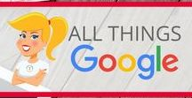 All Things Google / Ideas, resources and tutorials for educators using Google apps and tools.