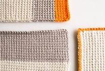 Tunisian crochet freak