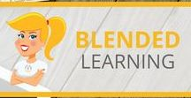 Blended Learning / Blended learning resources for the K-12 classroom, including flipped classroom.