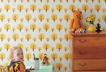 Voor de babykamer