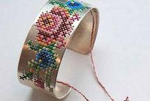 Cross stitch art / by Nuria Rovira